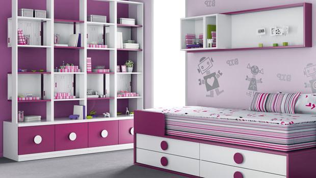 Dormitorios juveniles carpintero coru a for Catalogos habitaciones juveniles precios